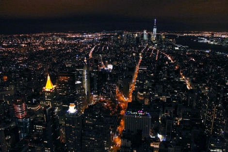 NYC - ETINCELLES