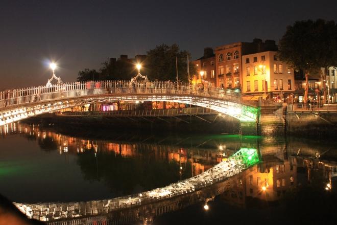 Dublin, le charme de la vie nocturne.