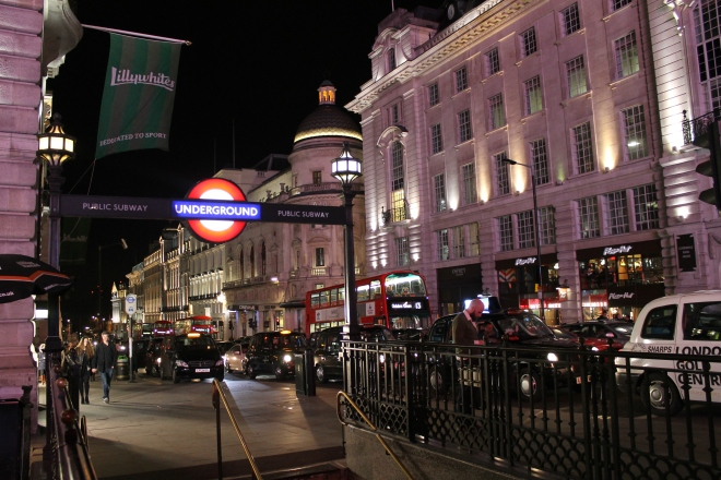 London by Night !